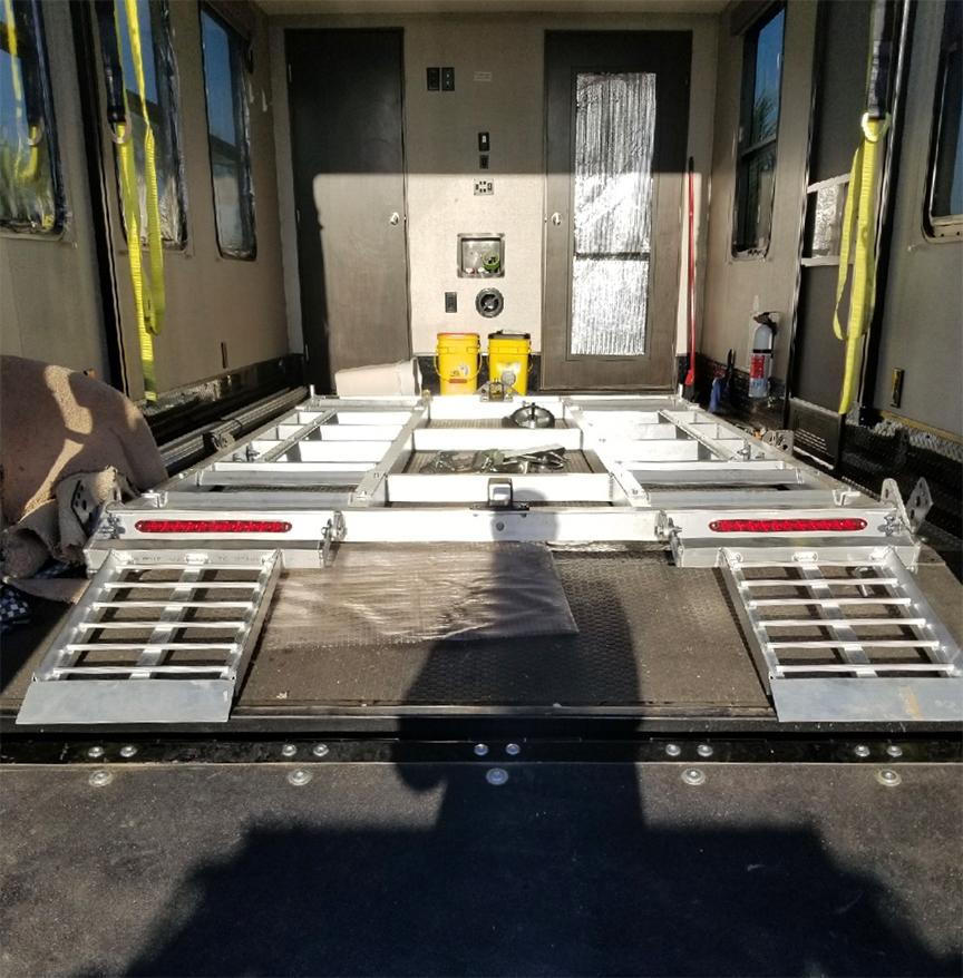 Exo-Tote Portable hauler